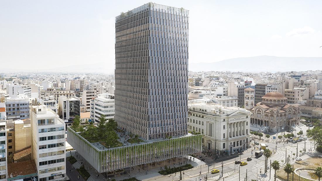 Το PILA Studio «ζωντανεύει» ξανά τον Πύργο του Πειραιά