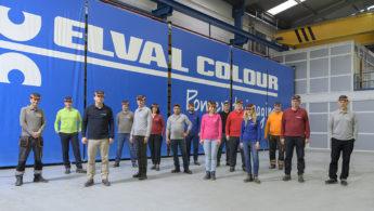 Elval Colour: Ηγέτιδα στην κτιριακή βιωσιμότητα