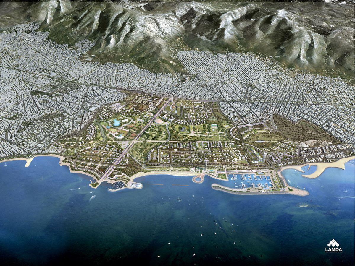 Lamda Development Ελληνικό