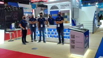 H VITEX συμμετείχε στη διεθνή έκθεση Big5 Dubai