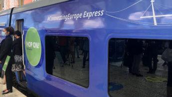 Το Connecting Europe Express θα περάσει και από την Ελλάδα