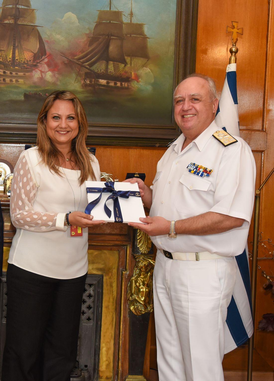 Europa χορηγία Πολεμικό Ναυτικό